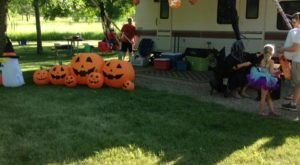 Go Trick-Or-Treating In The Summer At This North Dakota State Park Halloween Event