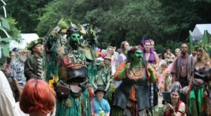 The One-Of-A-Kind Faerie Festival That Will Make Your New York Summer Magical