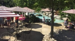 This Ohio Restaurant Has Its Own Lagoon And Is The Perfect Summer Destination