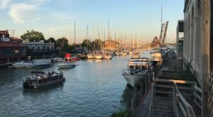 The Riverfront Festival In Michigan That's A Blast For The Whole Family