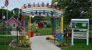 Your Kids Will Have A Blast At This Little-Known Children's Garden Hiding In Ohio