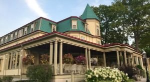Bask In The Charms Of A Bygone Era At Michigan's Most Enchanting Inn