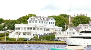 The Overnight Adventure In Rhode Island That Will Take You Back In Time