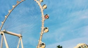 Nevada Is Home To The Largest Ferris Wheel In The World And It's An Exhilirating Ride You Won't Forget