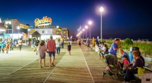 Delaware Might Just Have The Best Boardwalk In The World And It's Calling Your Name This Summer