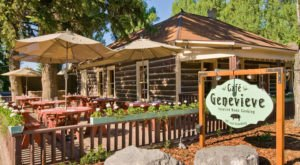 The Bacon Candy Made In This Historic Wyoming Cabin Restaurant Is Delightful