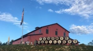 The Rustic Distillery In New York That Will Give You The Tour Of A Lifetime