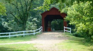 The One Covered Bridge Hike In Missouri That Will Charm You Beyond Words
