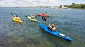 The Rhode Island Pond That's Perfect For Your Next Family Adventure