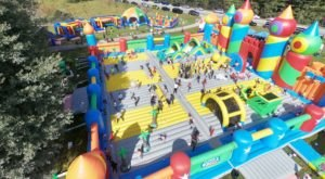 This Giant Bounce House Will Be Touring The U.S. This Summer And You'll Love It