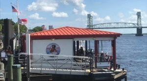 This Floating Restaurant In North Carolina Is Such A Unique Place To Dine