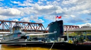 Stay Overnight On An Old WWII Submarine Right Here In Arkansas