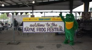 Hop Over To This Wacky Frog Festival In Louisiana For A Fun-Filled Day