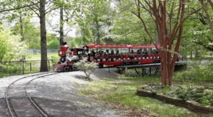 Your Kids Will Have A Blast At This Miniature Amusement Park In North Carolina Made Just For Them