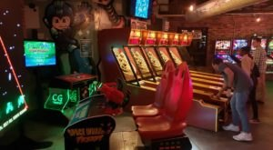 This West Virginia Arcade With 30 Vintage Games Will Bring Out Your Inner Child