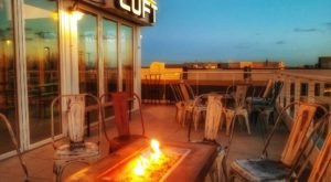 Take Advantage Of Sunny Summer Days At This Beautiful North Dakota Rooftop Restaurant