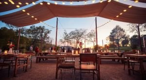 Enjoy A Meal Under The Stars At This Gorgeous Nashville Area Farm