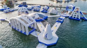 This Giant Inflatable Water Park In Kansas Proves There's Still A Kid In All Of Us