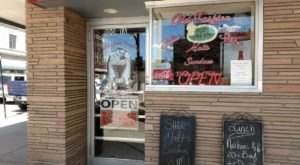 This Old School Ice Cream Parlor In Wyoming Will Take You Back In Time
