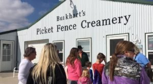 This Little Iowa Family Creamery Is A Sweet Country Dream