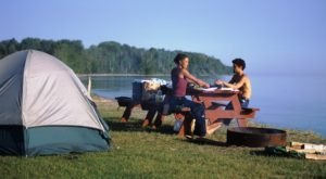 Spending the Night In Wisconsin's Great Outdoors Just Got a Whole Lot Easier