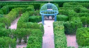 The Gorgeous Garden Maze In Missouri That Will Enchant You At Every Turn
