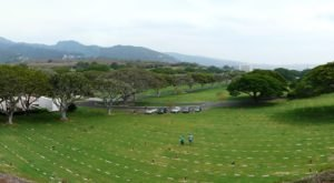 Millions Of People Visit This Military Cemetery And Memorial In Hawaii Each Year