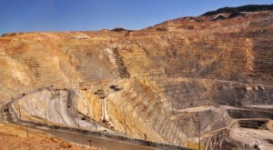 You Can See One Of The World's Largest Open Pit Mines Right Here In Utah, And It's A Sight To See