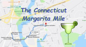 Drink Your Way Through Connecticut On The Margarita Mile