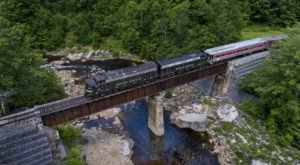 This Wine and Dinner Train In West Virginia Is Perfect For Your Next Outing