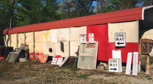 This Giant Outdoor Flea Market Has Been A Popular Indiana Weekend Attraction For Half A Century