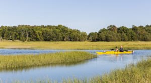 This Hidden Kayak Spot In Massachsuetts Is A Slice Of Pure Tranquility