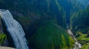 Discover One Of Oregon's Most Majestic Waterfalls – No Hiking Necessary