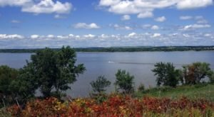 If You Love The Outdoors, You'll Want To Visit This Underrated State Park In Kansas