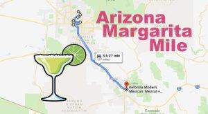 Drink Your Way Through Arizona On The Margarita Mile