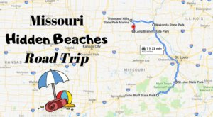 The Hidden Beaches Road Trip That Will Show You Missouri Like Never Before