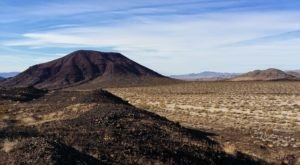 The Incredible Southern California Hiking Trail That Takes You Past Ancient Lava Flow