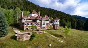 Spend The Night In This Majestic Colorado Castle For A Truly Unforgettable Experience