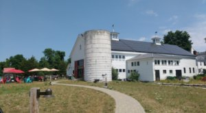 New Hampshire's First Farm Brewery Is Unexpectedly Awesome