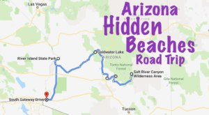 The Hidden Beaches Road Trip That Will Show You Arizona Like Never Before