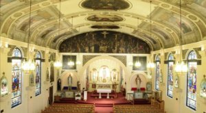 The Little-Known Church Hiding In Southern California That Is An Absolute Work Of Art