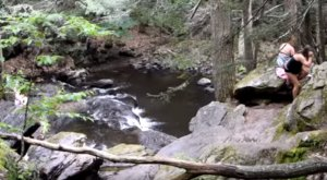 The Natural Swimming Hole In New Hampshire That Will Take You Back To The Good Ole Days