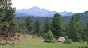 This Might Just Be The Happiest Campground In All Of Colorado