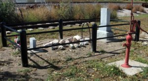 Rebecca Winters' Gravesite In Nebraska Is One Of The Most Remarkable Places On The Mormon Trail