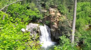 The Secret Waterfall In Minnesota That Most People Don't Know About