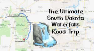 The Ultimate South Dakota Waterfalls Road Trip Is Right Here – And You'll Want To Do It