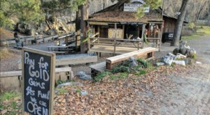 The Whole Family Will Love Panning For Treasure At This Real Northern California Gold Mine