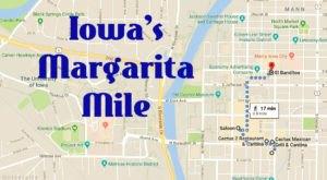 Drink Your Way Through Iowa On The Margarita Mile
