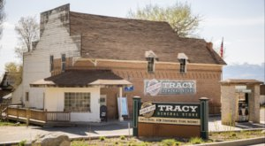 A Trip To The Oldest Store In All Of Idaho Is Like Traveling Back To Days Gone By