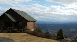 This Beautiful Cabin Getaway Is Located On The Side Of A Virginia Mountain And The Views Will Amaze You